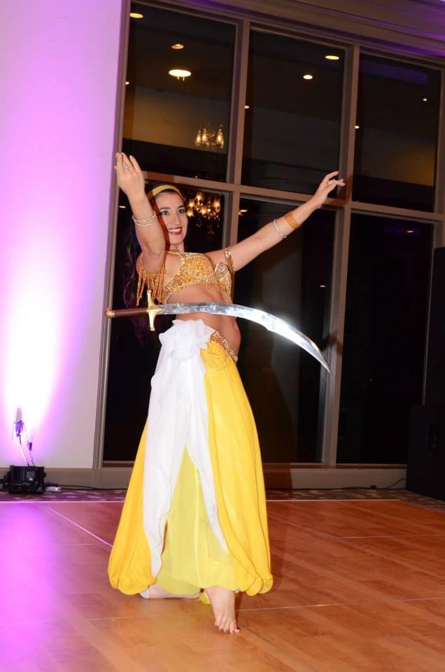 Sword Show at Wedding