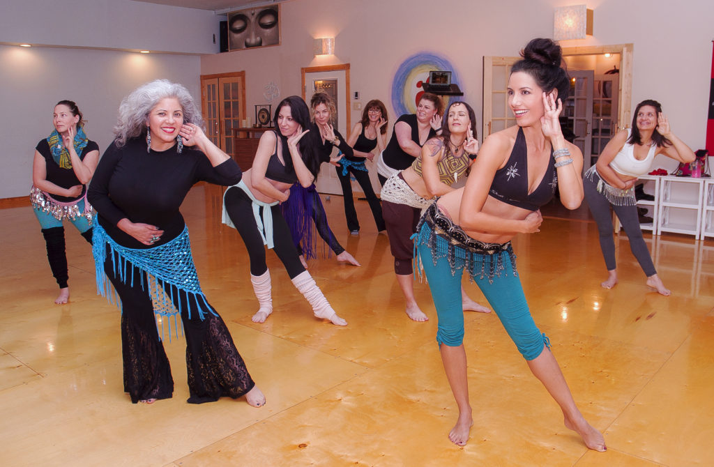 Belly Dance Classes for All Levels